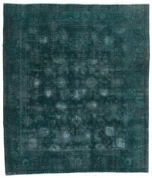 Vintage Heritage Szőnyeg 244X280 Modern Csomózású Sötét Turquoise/Kék (Gyapjú, Perzsia/Irán)