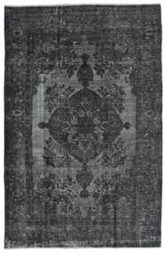 Vintage Heritage Szőnyeg 191X295 Modern Csomózású Sötétkék/Sötétszürke (Gyapjú, Perzsia/Irán)
