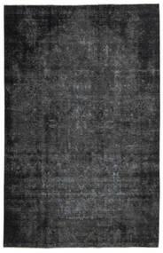 Vintage Heritage Szőnyeg 183X286 Modern Csomózású Sötétszürke/Fekete (Gyapjú, Perzsia/Irán)