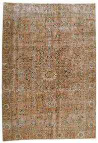 Vintage Heritage Szőnyeg 186X270 Modern Csomózású Világosbarna/Világosszürke (Gyapjú, Perzsia/Irán)