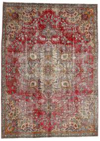 Vintage Heritage Szőnyeg 227X312 Modern Csomózású Sötétszürke/Világosszürke/Sötétpiros (Gyapjú, Perzsia/Irán)
