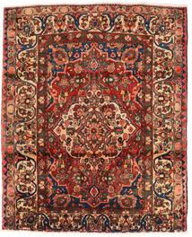 Bakhtiar Szőnyeg 174X214 Keleti Csomózású Sötétbarna/Sötétpiros (Gyapjú, Perzsia/Irán)