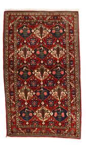 Bakhtiar Collectible Szőnyeg 115X155 Keleti Csomózású Fekete/Rozsdaszín (Gyapjú, Perzsia/Irán)