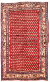 Arak Szőnyeg 125X205 Keleti Csomózású Sötétpiros/Piros (Gyapjú, Perzsia/Irán)