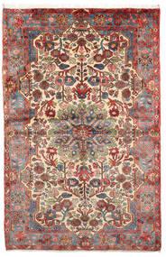 Nahavand Old Szőnyeg 152X236 Keleti Csomózású Világosbarna/Sötétbarna (Gyapjú, Perzsia/Irán)
