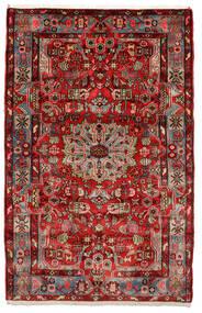 Nahavand Old Szőnyeg 153X243 Keleti Csomózású Sötétbarna/Fekete (Gyapjú, Perzsia/Irán)