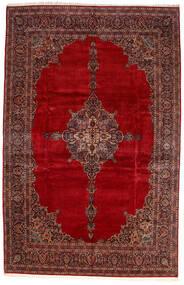 Kashan Ca. 1970 Szőnyeg 335X517 Keleti Csomózású Sötétpiros/Rozsdaszín Nagy (Gyapjú, Perzsia/Irán)