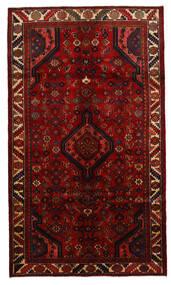 Asadabad Szőnyeg 152X262 Keleti Csomózású Sötétpiros/Piros (Gyapjú, Perzsia/Irán)
