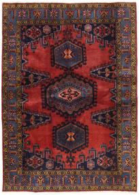 Wiss Patina Szőnyeg 173X239 Keleti Csomózású Sötétpiros/Fekete (Gyapjú, Perzsia/Irán)