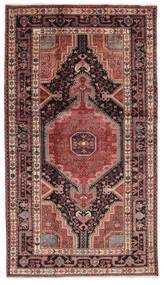 Hamadán Szőnyeg 107X188 Keleti Csomózású Fekete/Sötétbarna (Gyapjú, Perzsia/Irán)