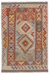 Kilim Afgán Old Style Szőnyeg 100X150 Keleti Kézi Szövésű (Gyapjú, Afganisztán)