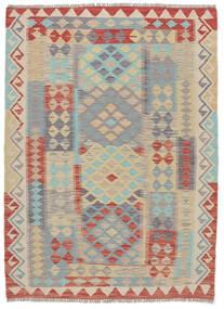 Kilim Afgán Old Style Szőnyeg 110X148 Keleti Kézi Szövésű (Gyapjú, Afganisztán)