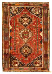 Qashqai Szőnyeg 182X270 Keleti Csomózású (Gyapjú, Perzsia/Irán)
