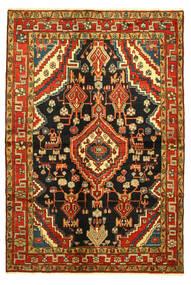 Hamadán Szőnyeg 138X203 Keleti Csomózású (Gyapjú, Perzsia/Irán)
