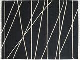 Cross Lines - Fekete / Off White