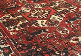 Perzsa nomád / falusi